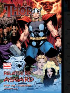 Relatos desde Asgard